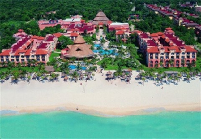 Sandos Playacar Beach Resort & SPA - Palcaribe
